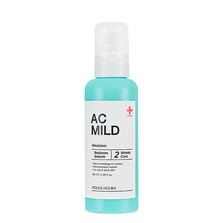 Holika Holika AC & MILD Soothing Emulsion