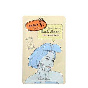 Holika Holika After Mask Sheet - After Sauna