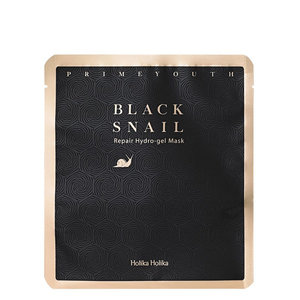 Holika Holika Prime Youth Black Snail Hydro Gel Mask