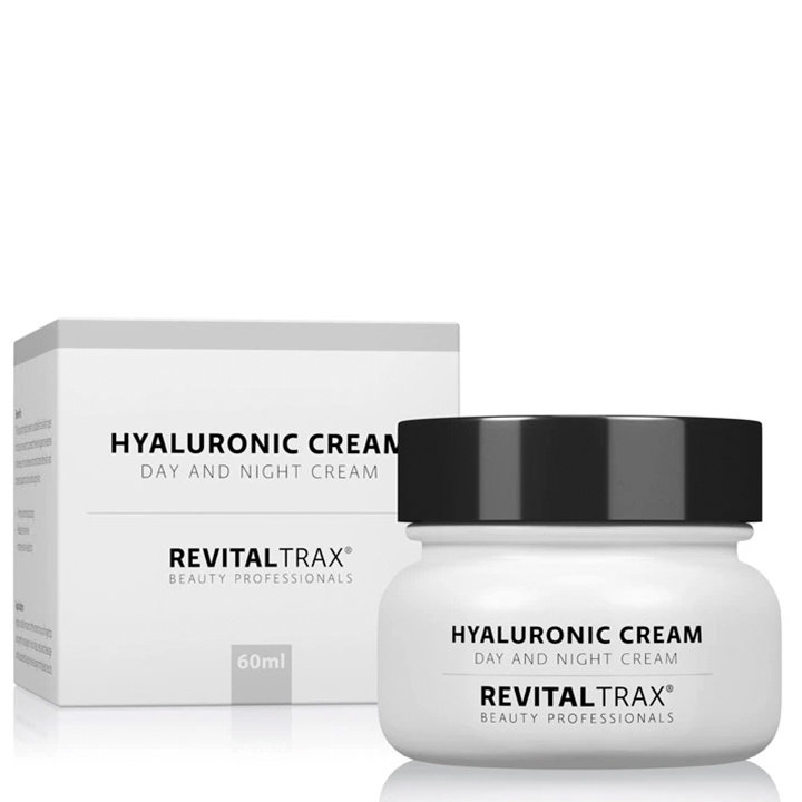 RevitalTrax Hyaluronic Cream Day and Night