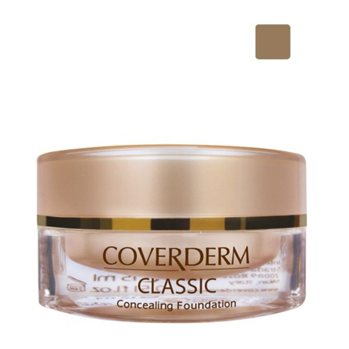 Coverderm Classic foundation 9