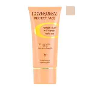 Coverderm Perfect Face 3