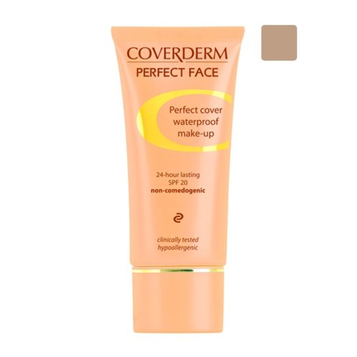 Coverderm Perfect Face 7