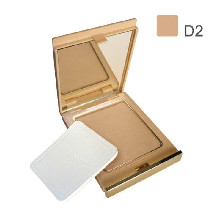 Coverderm Compact Powder D2