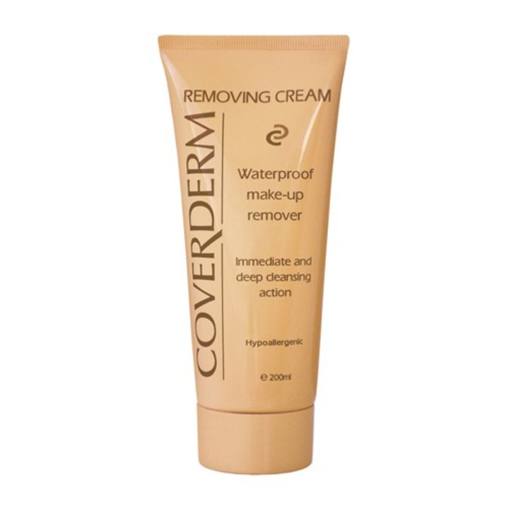 Coverderm Removing Cream - 200 ml