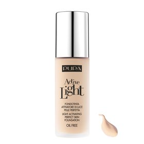 Pupa Milano Active Light Foundation 010 - Porcelain