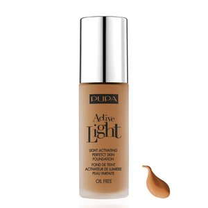 Pupa Milano Active Light Foundation 075 - Mocha