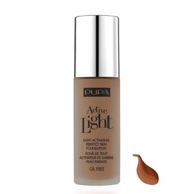 Pupa Milano Active Light Foundation 080 - Dark Brown