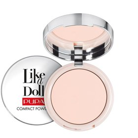 Pupa Milano Like a Doll Compact Powder 007 - Tender Rose