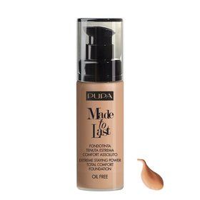 Pupa Milano Made To Last Foundation 060 - Golden Beige