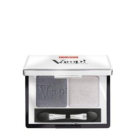 Pupa Milano Vamp! Compact Duo Eyeshadow 009 - Silver Stone