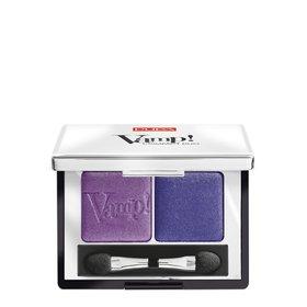 Pupa Milano Vamp! Compact Duo Eyeshadow 011 - Rock Violet