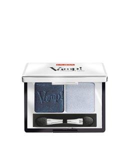 Pupa Milano Vamp! Compact Duo Eyeshadow 012 - Magnetic Blue