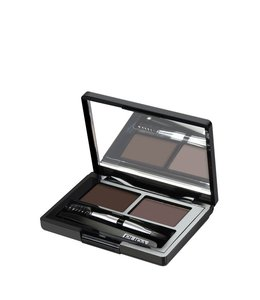 Pupa Milano Eyebrow Design Set 003 - Dark Brown