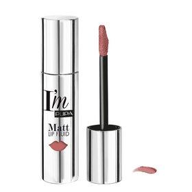 Pupa Milano I'm Matt Lip Fluid 011 - Natural Nude