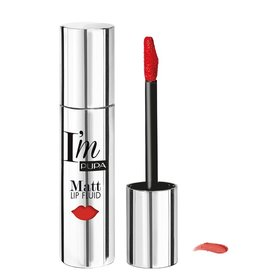 Pupa Milano I'm Matt Lip Fluid 033 - Pop Coral