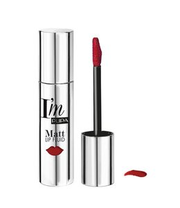 Pupa Milano I'm Matt Lip Fluid 052 - Red Passion
