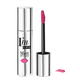 Pupa Milano I'm Matt Lip Fluid 072 - Fancy Fuchsia