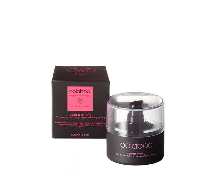 Oolaboo Ageless 30+ Turn The Time Nutrient Chrono Renewing Peeling