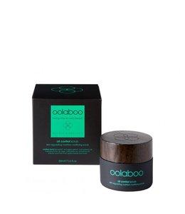 Oolaboo Oil Control Skin Regulating Nutrition Matifying Scrub