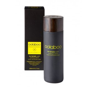 Oolaboo My Temple Purifying Nutrition Hand, Hair & Body Wash | Uitlopend