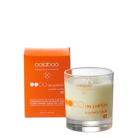 Oolaboo Oooo De Parfum Scented Candle 02 - Orange Blossom | Uitlopend