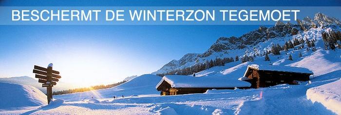 Beschermt de Winterzon tegemoet