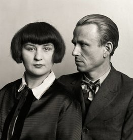Foam Editions August Sander - Malerehepaar (Martha and Otto Dix), 1925