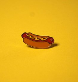 Foam Food pin - Hot Dog