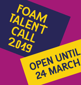 Foam Magazine Annual search for photography talent