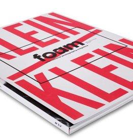 Foam Magazine SOLD OUT / Foam Magazine #37: William Klein