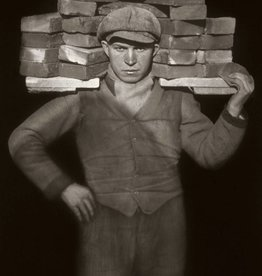Foam Editions August Sander - Handlanger (Bricklayer), 1928