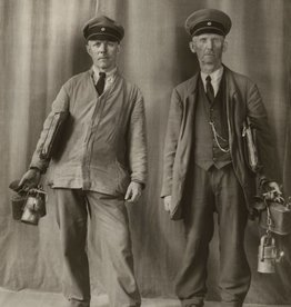 Foam Editions August Sander - Gasmen 1932