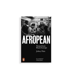 Publishers Johny Pitts - Afropean