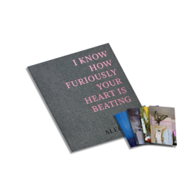Publishers Alec Soth: I Know how Furiously Your Heart is Beating and postcard set