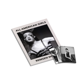 Publishers Remsen Wolff - All American Girls and postcard set