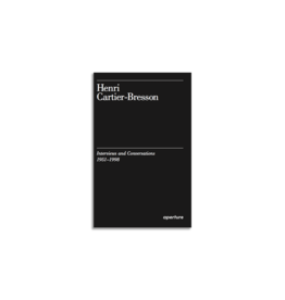 Publishers Henri Cartier-Bresson - Interviews and Conversations (1951-1998)