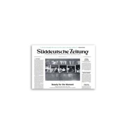 """Publishers Robert Frank - Books and Film, 1947-2014, """"Süddeutschen Zeitung"""""""