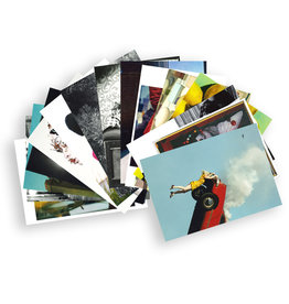 Publishers Foam postcard set