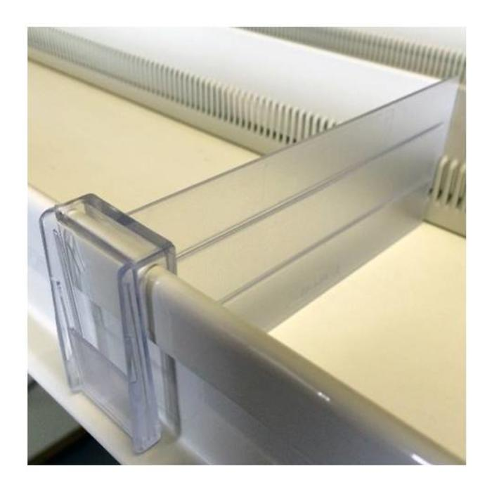 Pharmacy drawers dividers