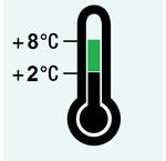 Temperature registration