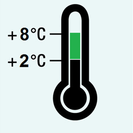 Temperature registration