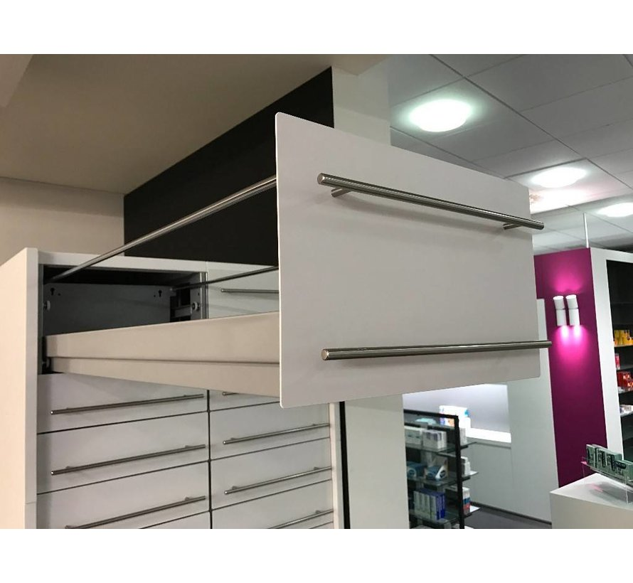 H-Box apotheekkast (kolom met 14 laden)
