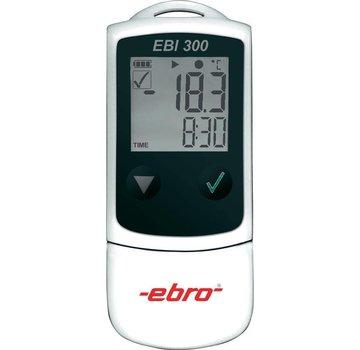 Ebro EBI-300 USB-logger met certificaat