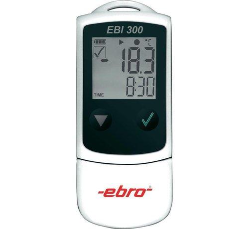 Ebro EBI-300 USB logger with certificate