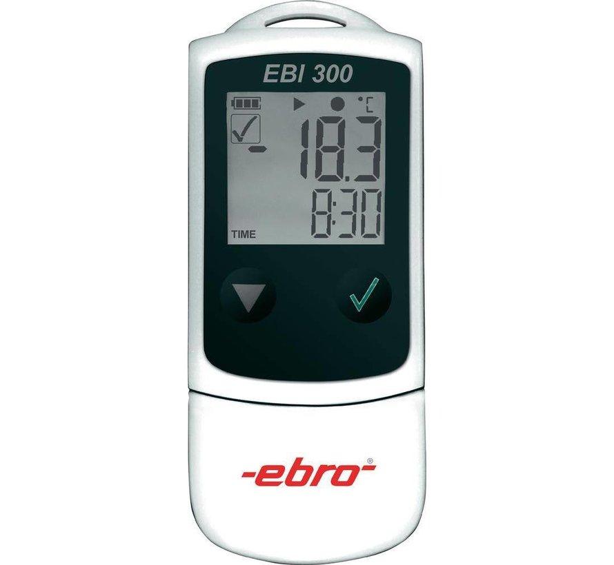 EBI-300 USB-logger met certificaat