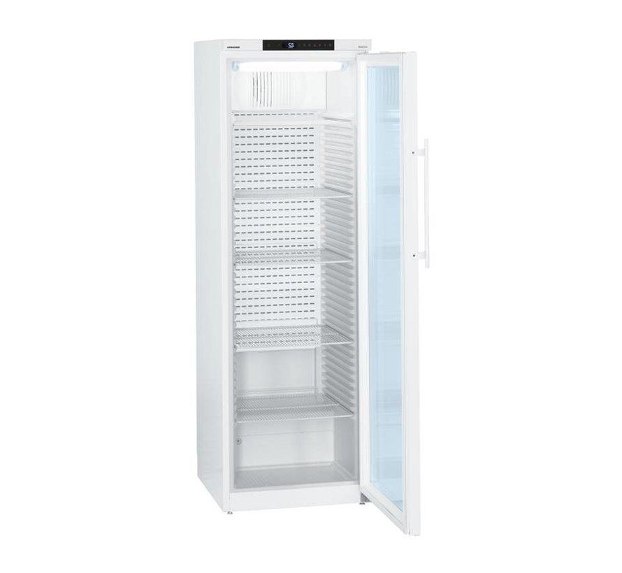 MKv 3913 MediLine DIN58345 Medicine refrigerator with glass door