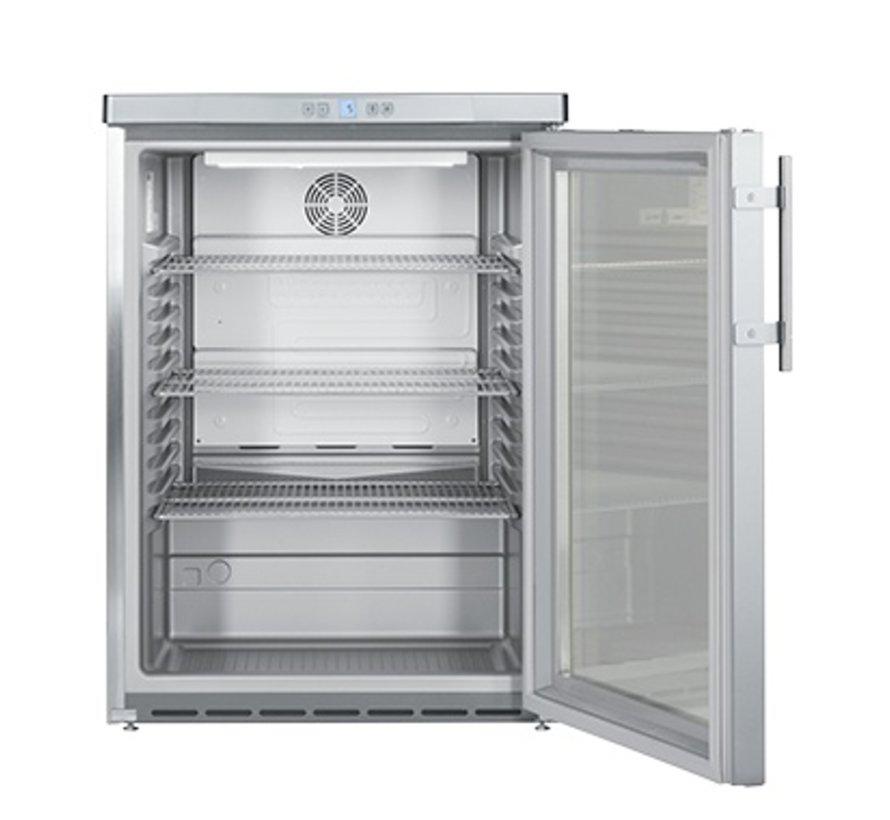 FKUv 1663 Premium  Glassdoor Stainless steel