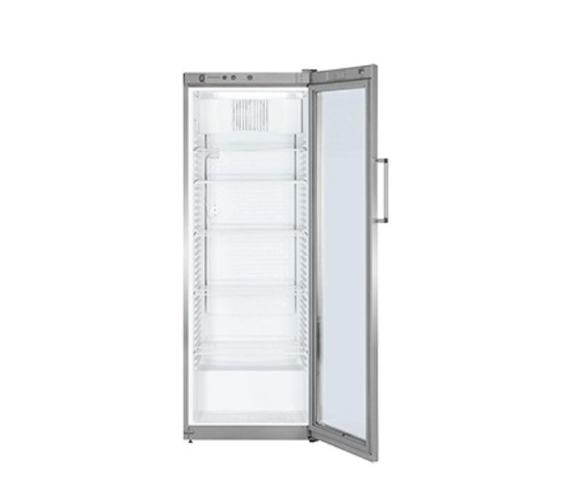 FKvsl 4113-21 Glass door SilverLine