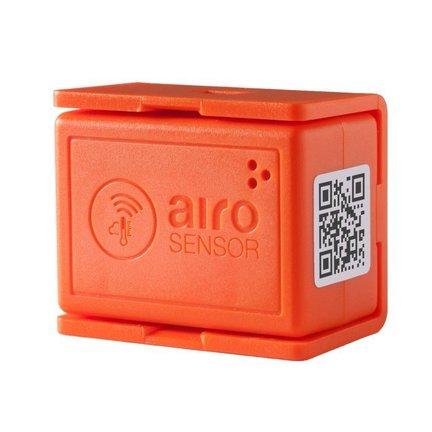 Online temperature registration system TempCube Airosensor
